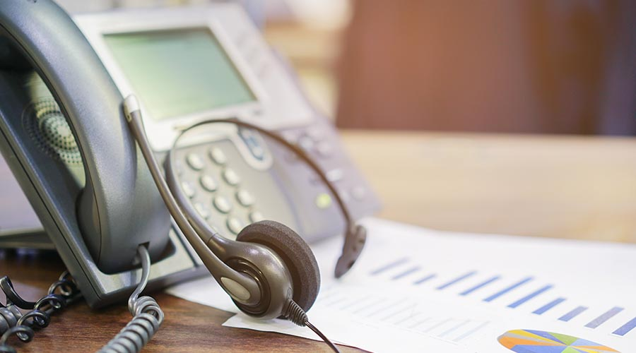 voip phone and voip headset